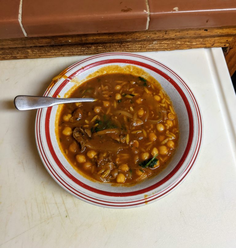Sharba Libyan Soup